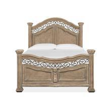 Complete Queen Panel Bed