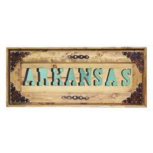 See Details - Arkansas Letter Mirror