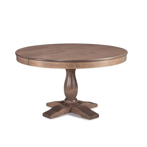 - Monticello 42+2-12 Round Dining Table