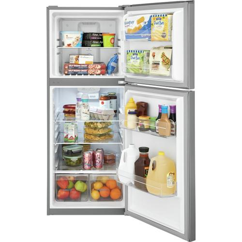 Frigidaire 10.1 Cu. Ft. Top Freezer Apartment-Size Refrigerator