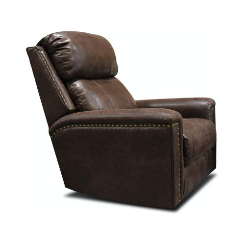 1C32N EZ1C00 Minimum Proximity Recliner with Nails