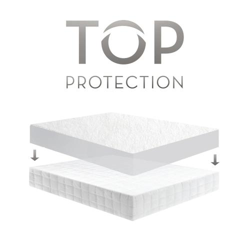 Malouf - Pr1meTerry Mattress Protector - Super Single