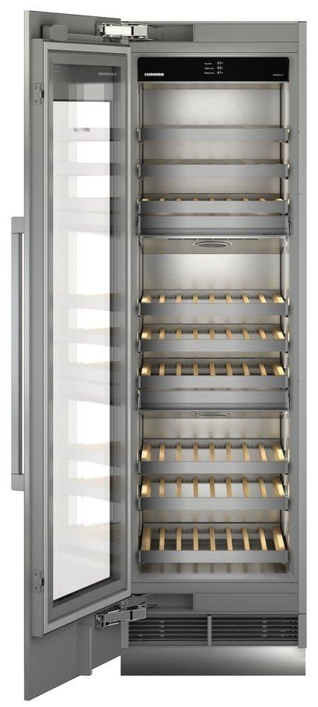 Built-in multi-temperature wine cabinet