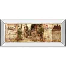 Tuscany By Keith Mallet (mirrored Frame)
