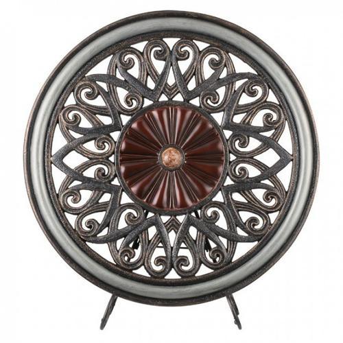Furniture of America - Luna Decorative Charger (2/box)