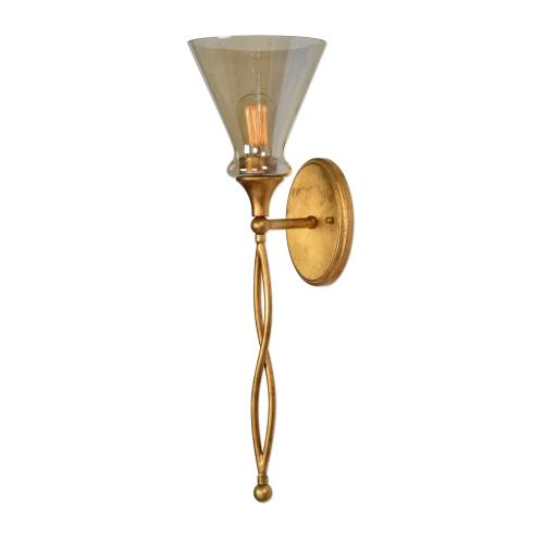 Glam, 1 Lt Wall Sconce
