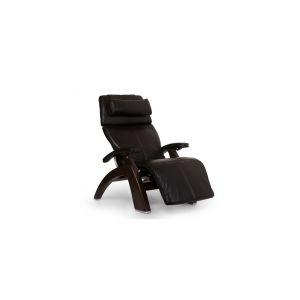 Perfect Chair ® PC-LiVE™ - Espresso Premium Leather - Dark Walnut