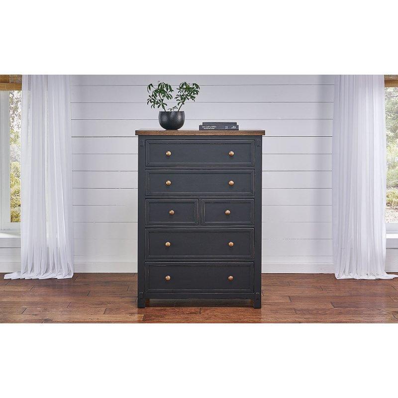 Stormy Ridge 6 Drawer Dresser