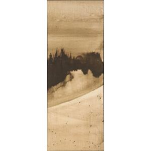 Mountain Lake Iii- 72x27- Comes as Canvas