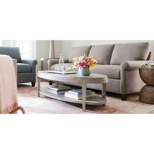 Gallery - Ventura Oval Cocktail Table