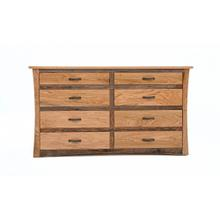 Hampton Heath 8 Drawer Dresser