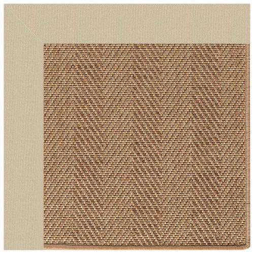 "Gallery - Islamorada-Herringbone Canvas Antique Beige - Rectangle - 24"" x 36"""