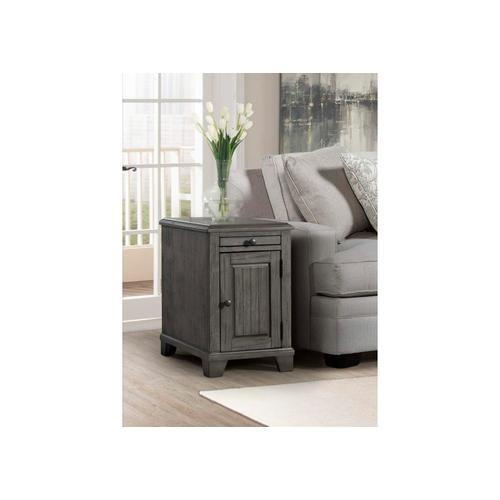 Gallery - 7649 Power Chairside Table
