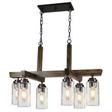 View Product - Home Glow AC10866DP Chandelier