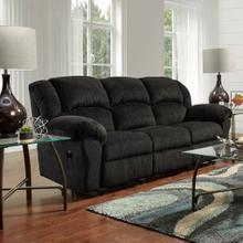 Dual Reclining Microfiber Reclining Sofa, Allure Grey