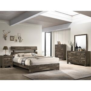 Product Image - Atticus Queen Platform Bed In 1 Box