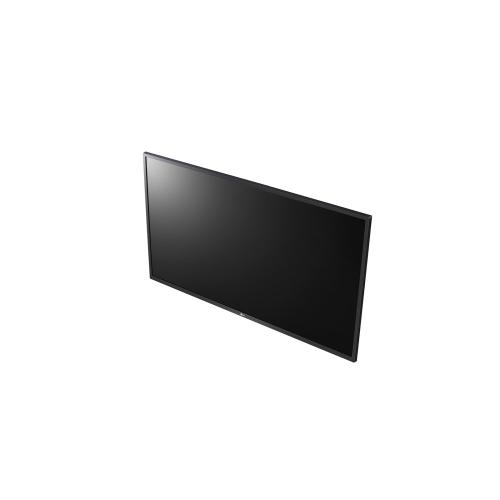 """55"""" UL3G-B Series IPS UHD Commercial Display Monitor with Built-in Quad Core SoC, webOS 4.0 Smart Signage Platform, Crestron & Cisco compatible & built-in speaker"""