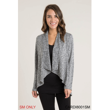 Hi-Low Cardigan - S/M (2 pc. ppk.)