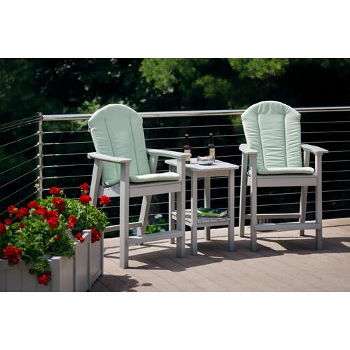 Adirondack Shellback Balcony Chair (017)