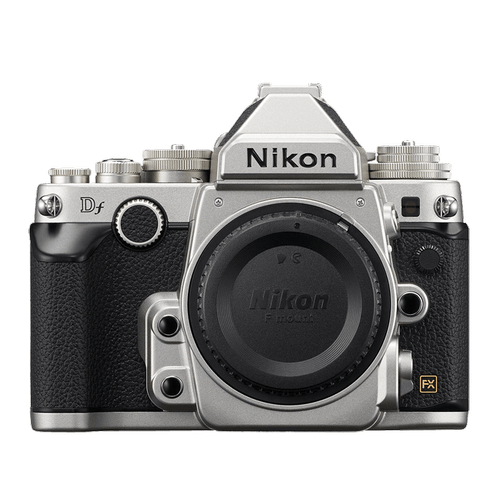 Nikon Df Body Only Silver