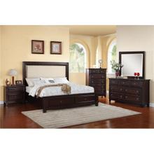 See Details - Harwich Upholstered Bedroom