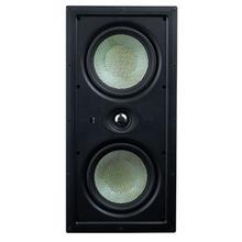 "Nuvo Series Six 6.5"" In-Wall LCR Speaker"