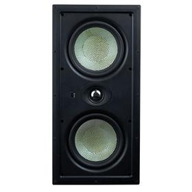 "Nuvo Series Six 6.5"" In-Wall LCR Speaker"