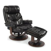 West Chair & Ottoman Product Image