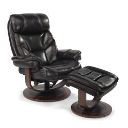 West Chair & Ottoman