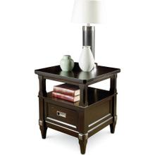 Campbell Drawer End Table