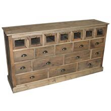 19-Drawer Chest