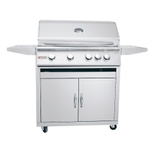 """See Details - 32"""" Premier Portable Grill - Natural Gas"""