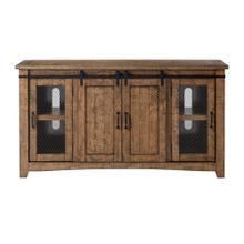 Aspen - Antique White doors solid pine - Natural Finish