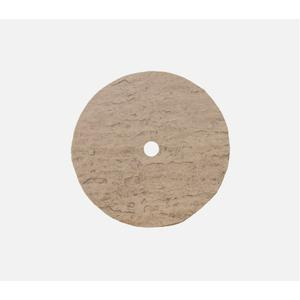 """30"""" Round Table Top Only (with Hole)"""