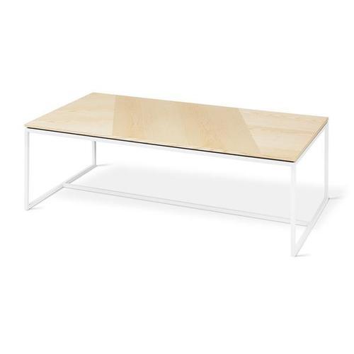 Tobias Coffee Table - Rectangular Blonde Ash