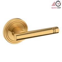 See Details - Lifetime Satin Brass 5138 Estate Lever with 5047 Rose
