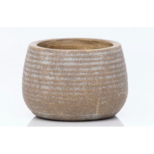 Alfresco Home - Mayan Small Round Bowl Petits Pots MIN 8 Pcs