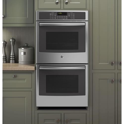"""GE Appliances - GE® 27"""" Built-In Double Convection Wall Oven"""