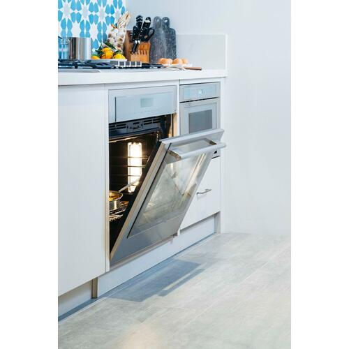 Single Wall Oven 30'' Masterpiece® Stainless Steel ME301WS