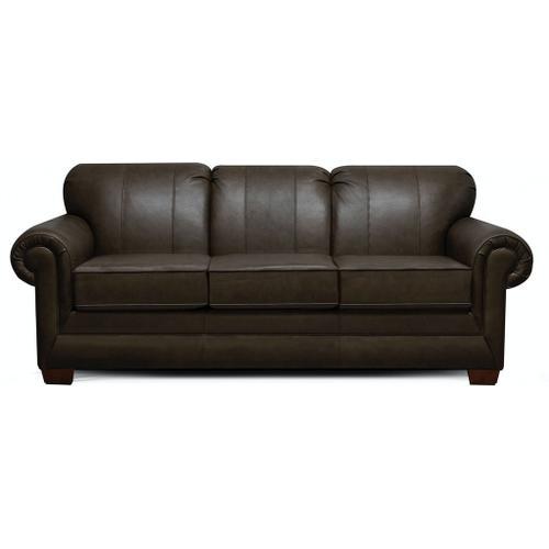 1439LSR Monroe Queen Leather Sleeper
