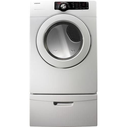 Samsung - 7.3 cu. ft. Sensor Dry Electric Dryer