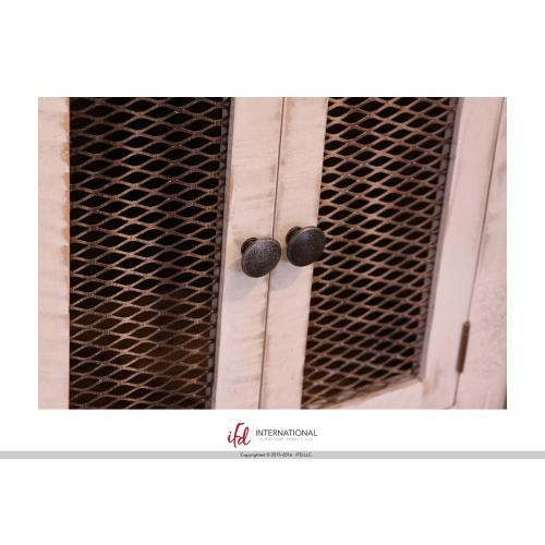 1 Mesh door