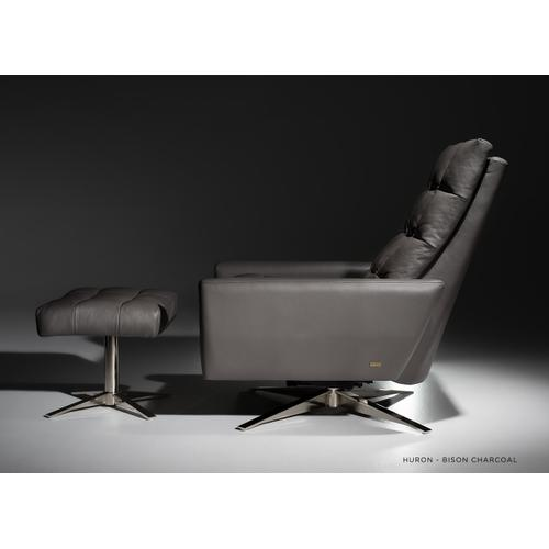Huron - Zero Gravity Lounge Chair - American Leather