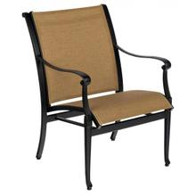 See Details - Wiltshire Sling Dining Armchair