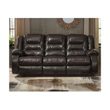 Vacherie Reclining Sofa Chocolate