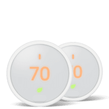 See Details - Nest Thermostat E 2 Pack