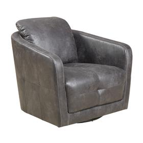 Blakely Swivel Chair Gray