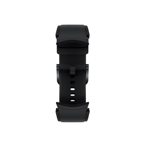 Samsung - Galaxy Watch4, Galaxy Watch4 Classic Ridge-Sport Band, M/L, Black