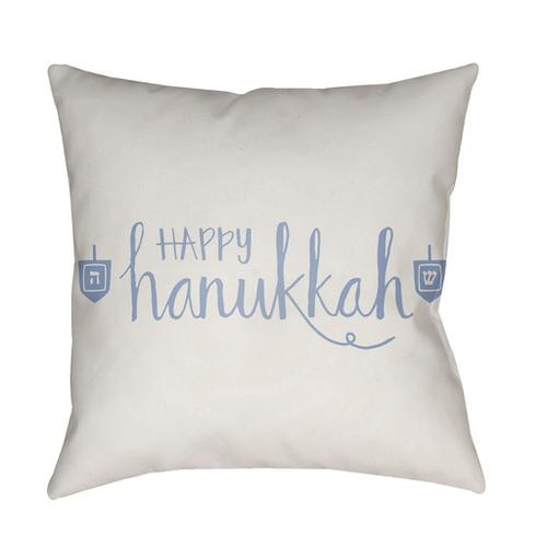 "Happy Hannukah HDY-029 18""H x 18""W"
