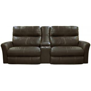 Voice Pwr Headrest w/Lumbar Pwr Lay Flat Recliner